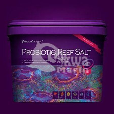 Aquaforest Probiotic Reef Salt 22kg