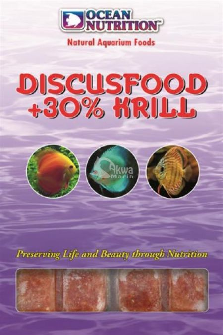 Discusfood + 30% Krill
