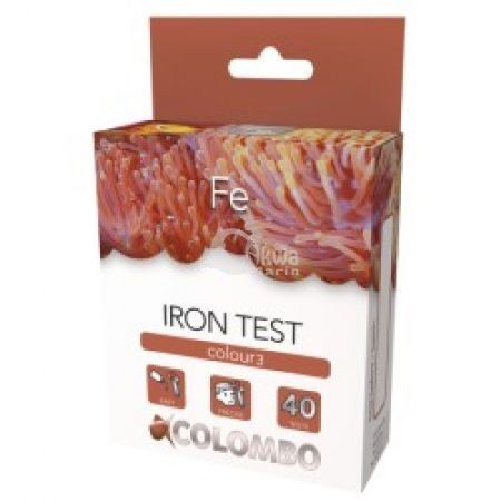 Colombo Marine Iron test
