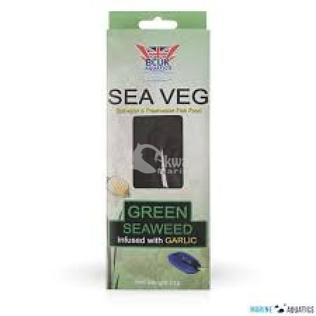 Bcuk Aquatic Sea Veg (Green Seaweed ) z czosnkiem